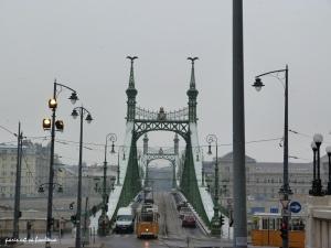 budapest-Szabadság-hid-pont de la liberté