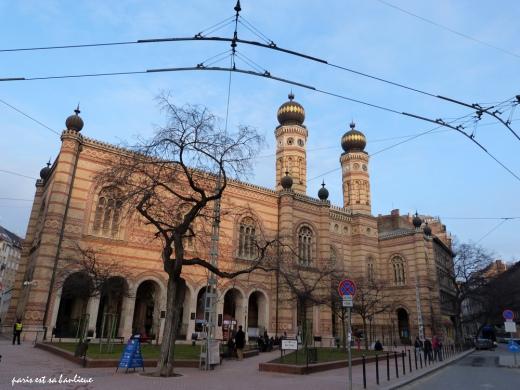 grande synagogue budapest synagogue Dohány