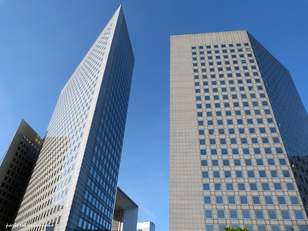 grand-paris, la défense, tour pascal