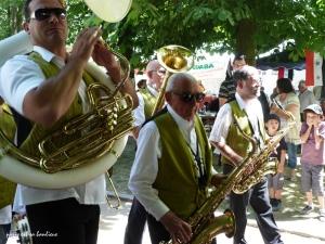 fanfare fête de la madelon 2011 fontenay-sous-bois